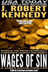 Wages of Sin (James Acton Thrillers, #17)